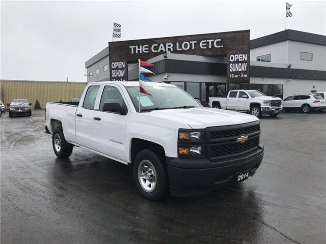 2014 Chevrolet Silverado 1500 1WT (Stk: 19175) in Sudbury - Image 1 of 9