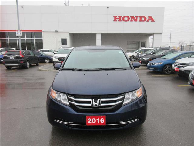 2016 Honda Odyssey EX (Stk: 26753A) in Ottawa - Image 2 of 11