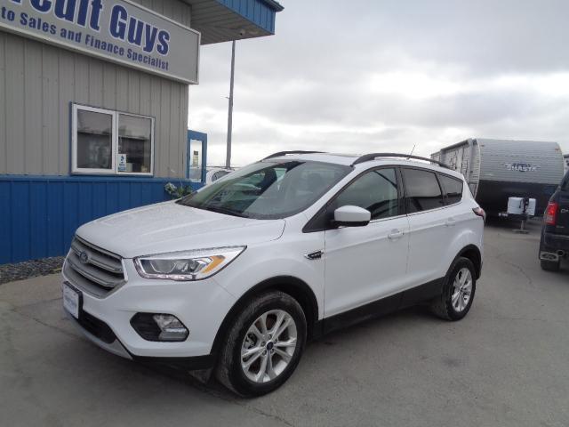 2018 Ford Escape SEL (Stk: I7543) in Winnipeg - Image 1 of 18