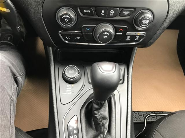2019 Jeep Cherokee North (Stk: T19-38A) in Nipawin - Image 12 of 21