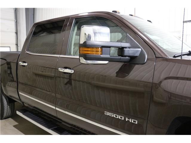 2016 Chevrolet Silverado 3500HD LTZ (Stk: KP007) in Rocky Mountain House - Image 4 of 25