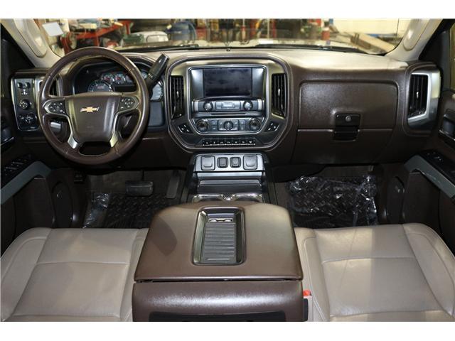 2016 Chevrolet Silverado 3500HD LTZ (Stk: KP007) in Rocky Mountain House - Image 17 of 25