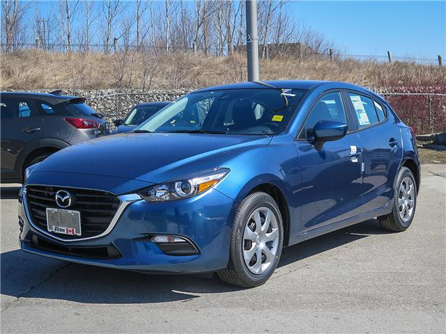 2018 Mazda Mazda3  (Stk: A6116x) in Waterloo - Image 1 of 22