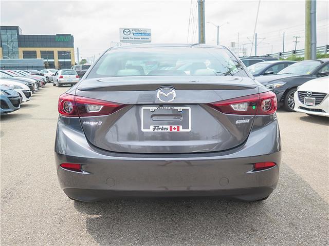 2018 Mazda Mazda3  (Stk: A6321x) in Waterloo - Image 6 of 19