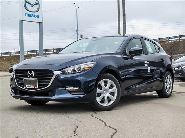 2018 Mazda Mazda3 Sport GX (Stk: A6354x) in Waterloo - Image 1 of 18