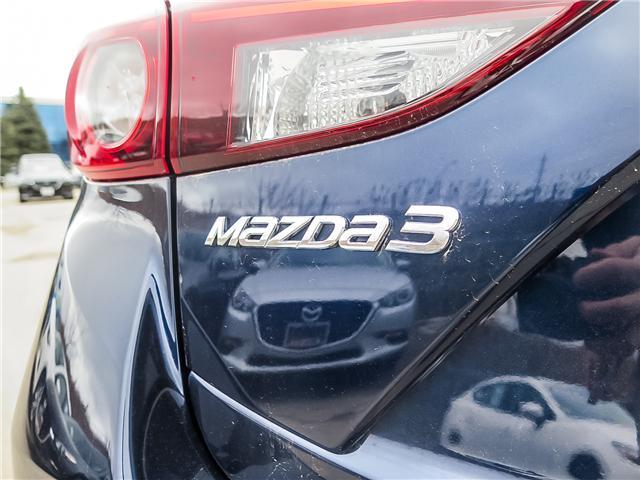 2018 Mazda Mazda3 Sport GX (Stk: A6354x) in Waterloo - Image 16 of 18