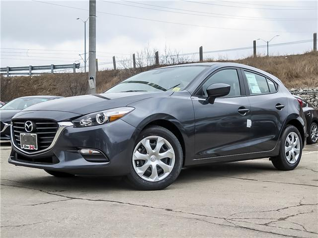 2018 Mazda Mazda3 Sport GX (Stk: A6366x) in Waterloo - Image 1 of 18