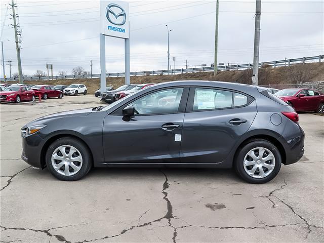 2018 Mazda Mazda3 Sport GX (Stk: A6366x) in Waterloo - Image 8 of 18