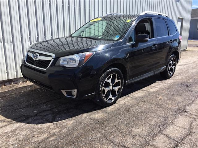 2014 Subaru Forester 2.0XT Limited Package (Stk: SUB1875B) in Charlottetown - Image 1 of 22
