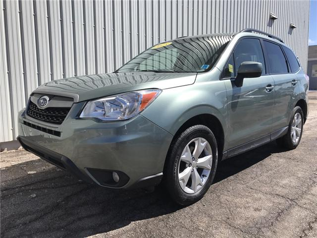 2015 Subaru Forester 2.5i Convenience Package (Stk: PRO0540) in Charlottetown - Image 1 of 19
