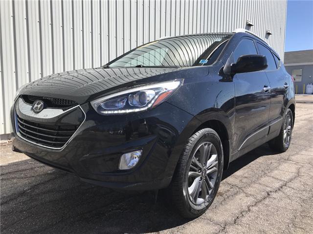 2015 Hyundai Tucson GLS (Stk: N261TA) in Charlottetown - Image 1 of 18