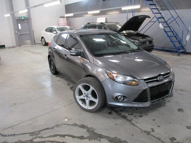 2013 Ford Focus Titanium (Stk: MX1038B) in Ottawa - Image 1 of 20