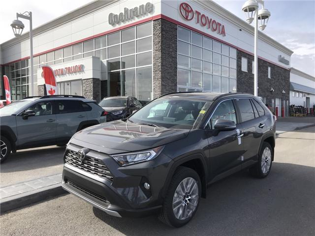 2019 Toyota RAV4 Limited (Stk: 190244) in Cochrane - Image 1 of 14