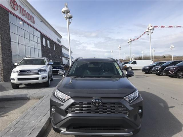 2019 Toyota RAV4 Limited (Stk: 190244) in Cochrane - Image 8 of 14