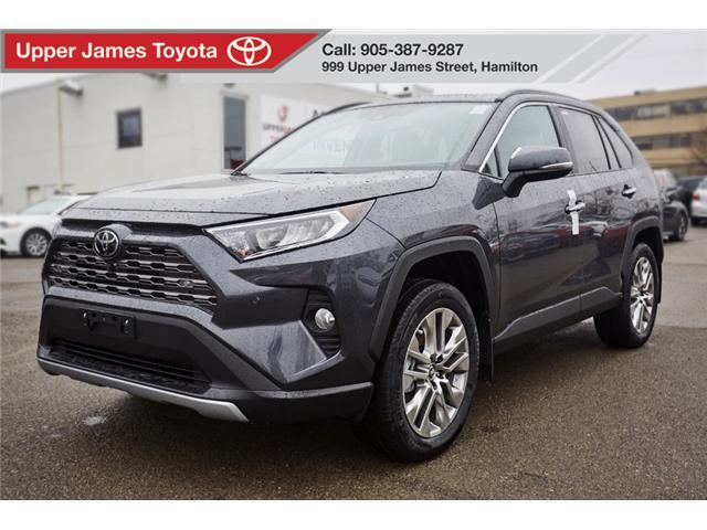 2019 Toyota RAV4 Limited (Stk: 190480) in Hamilton - Image 1 of 20