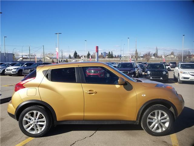 2013 Nissan Juke SL (Stk: 2190679B) in Calgary - Image 2 of 24
