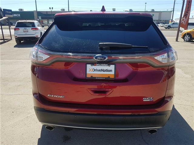 2016 Ford Edge SEL (Stk: A2710) in Saskatoon - Image 4 of 20