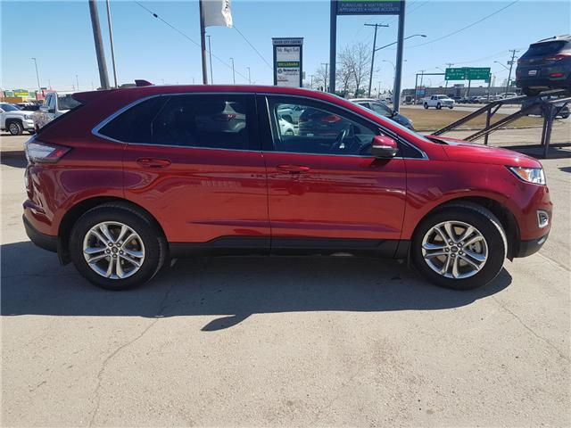 2016 Ford Edge SEL (Stk: A2710) in Saskatoon - Image 7 of 20
