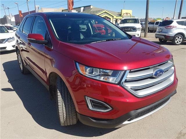 2016 Ford Edge SEL (Stk: A2710) in Saskatoon - Image 8 of 20