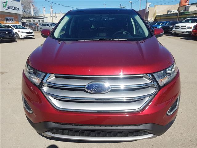 2016 Ford Edge SEL (Stk: A2710) in Saskatoon - Image 9 of 20