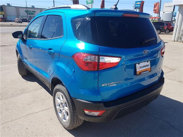 2018 Ford EcoSport SE (Stk: A2718) in Saskatoon - Image 3 of 18