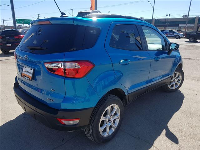 2018 Ford EcoSport SE (Stk: A2718) in Saskatoon - Image 4 of 18