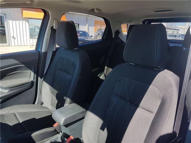 2018 Ford EcoSport SE (Stk: A2718) in Saskatoon - Image 15 of 18