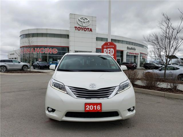 2016 Toyota Sienna XLE 7 Passenger (Stk: P1755) in Whitchurch-Stouffville - Image 1 of 20