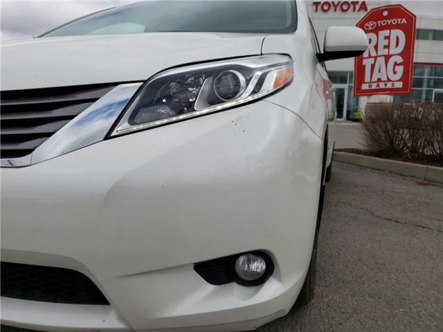 2016 Toyota Sienna XLE 7 Passenger (Stk: P1755) in Whitchurch-Stouffville - Image 2 of 20