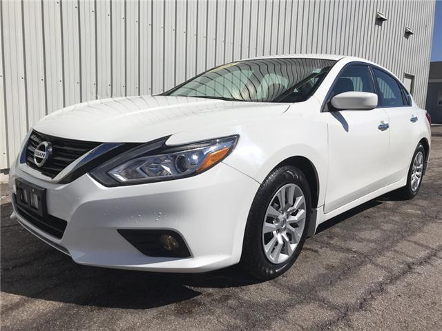 2018 Nissan Altima 2.5 S (Stk: U3401) in Charlottetown - Image 1 of 17