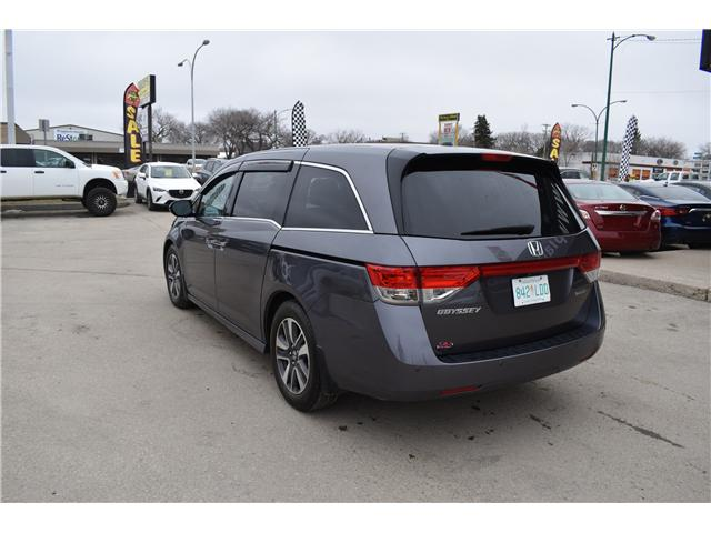 2015 Honda Odyssey Touring (Stk: P36016) in Saskatoon - Image 5 of 27
