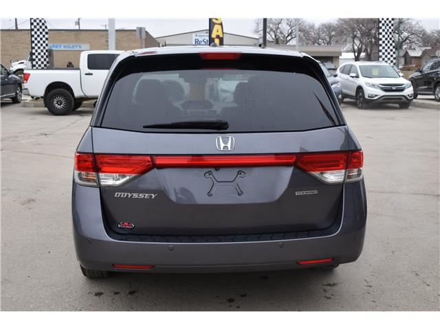2015 Honda Odyssey Touring (Stk: P36016) in Saskatoon - Image 8 of 27