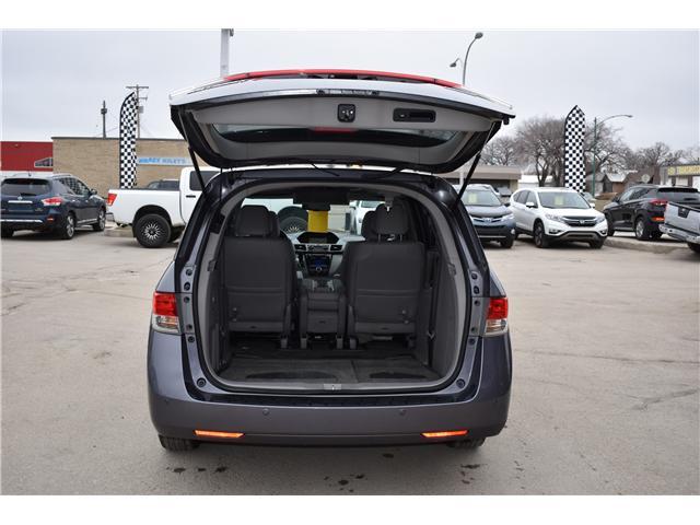 2015 Honda Odyssey Touring (Stk: P36016) in Saskatoon - Image 9 of 27