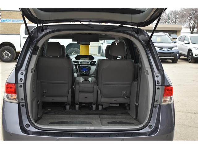 2015 Honda Odyssey Touring (Stk: P36016) in Saskatoon - Image 10 of 27