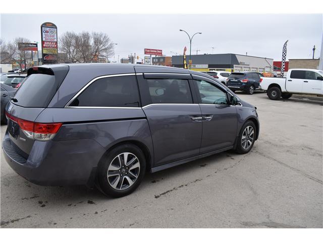 2015 Honda Odyssey Touring (Stk: P36016) in Saskatoon - Image 2 of 27
