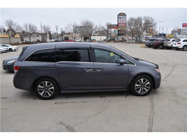 2015 Honda Odyssey Touring (Stk: P36016) in Saskatoon - Image 3 of 27
