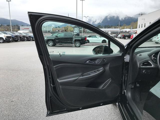 2018 Chevrolet Cruze Premier Auto (Stk: 972150) in North Vancouver - Image 24 of 28