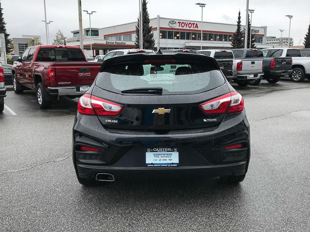 2018 Chevrolet Cruze Premier Auto (Stk: 972150) in North Vancouver - Image 14 of 28