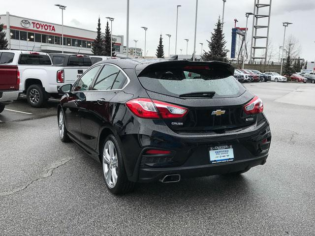 2018 Chevrolet Cruze Premier Auto (Stk: 972150) in North Vancouver - Image 3 of 28