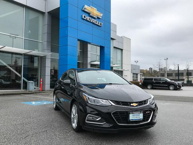 2018 Chevrolet Cruze Premier Auto (Stk: 972150) in North Vancouver - Image 2 of 28