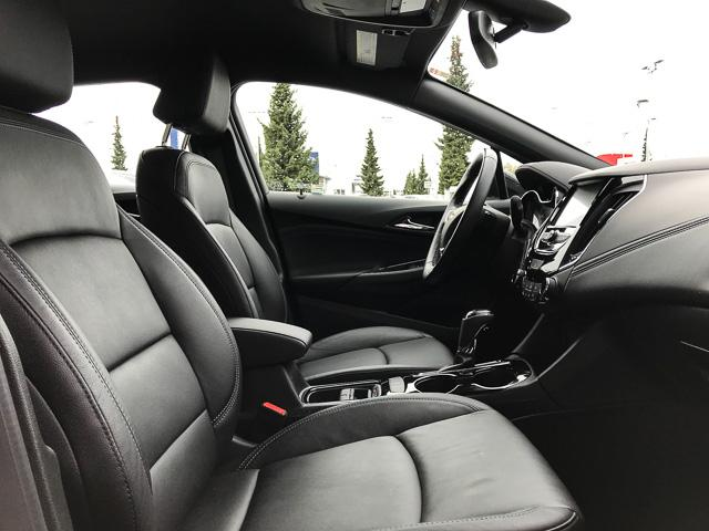 2018 Chevrolet Cruze Premier Auto (Stk: 972150) in North Vancouver - Image 12 of 28