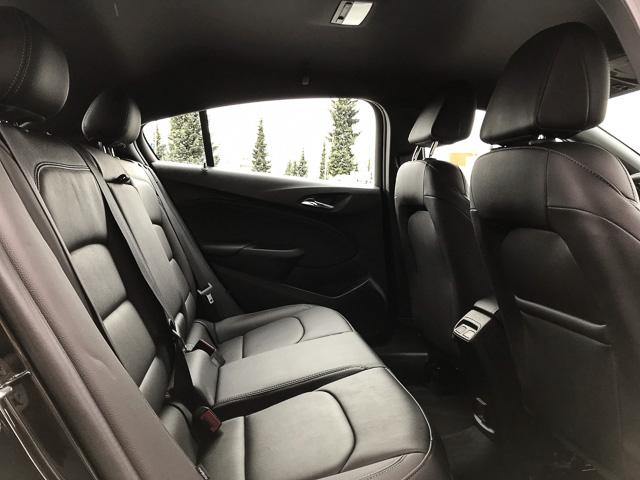 2018 Chevrolet Cruze Premier Auto (Stk: 972150) in North Vancouver - Image 18 of 28