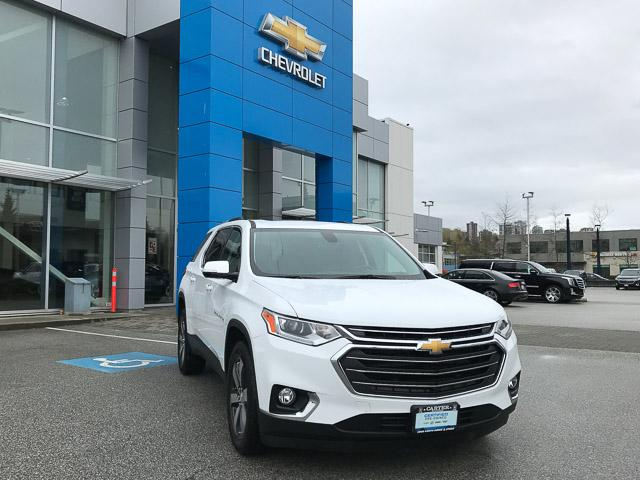 2018 Chevrolet Traverse 3LT (Stk: 972120) in North Vancouver - Image 2 of 30