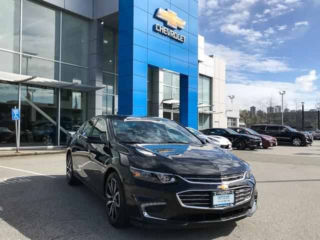 2018 Chevrolet Malibu LT (Stk: 972140) in North Vancouver - Image 2 of 28