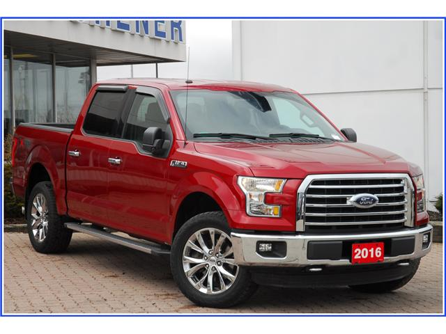 2016 Ford F-150 XLT (Stk: 9F2870A) in Kitchener - Image 2 of 19