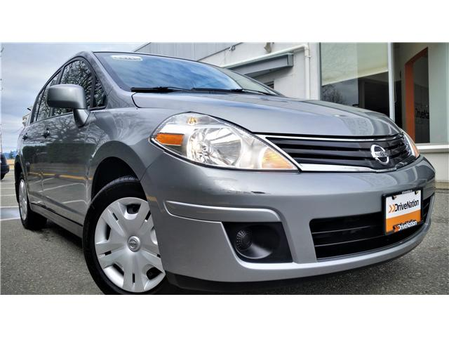 2011 Nissan Versa 1.8S (Stk: G0145A) in Abbotsford - Image 4 of 17