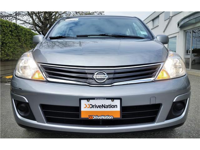 2011 Nissan Versa 1.8S (Stk: G0145A) in Abbotsford - Image 2 of 17