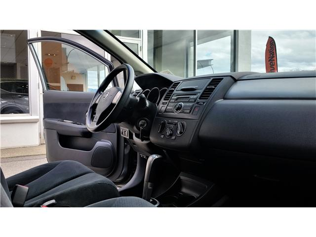 2011 Nissan Versa 1.8S (Stk: G0145A) in Abbotsford - Image 15 of 17