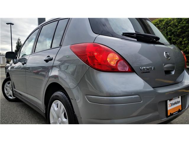 2011 Nissan Versa 1.8S (Stk: G0145A) in Abbotsford - Image 8 of 17