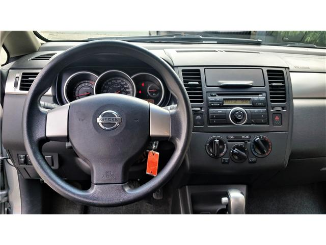 2011 Nissan Versa 1.8S (Stk: G0145A) in Abbotsford - Image 10 of 17